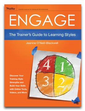 Engage, Trainer Guide to Learning Styles