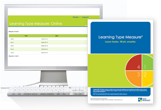 4MAT Learning Type Measure